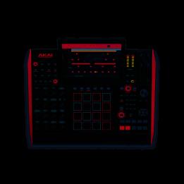 """AKAI MPC X  CENTRO PER PRODUZIONI MUSICALI CON DISPLAY 10.1"""" MULTI-TOUCH MPCX"""
