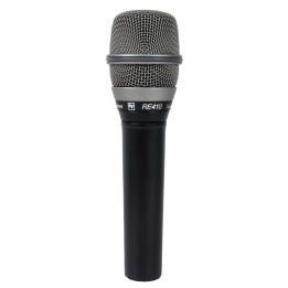 Electro voice RE410 microfono a condensatore cardioide RE-410 electrovoice