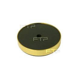 FTP 921-A ISOLATORE IN GOMMA RIGIDA CON ANELLO IN OTTONE PER PIANOFORTE