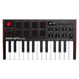 AKAI MPK MINI MK3 MASTER KEYBOARD MIDI USB 25 TASTI MINI MKIII