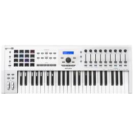 ARTURIA KEYLAB MKII 49 TASTIERA CONTROLLER MIDI/USB 49 TASTI BIANCO MK2