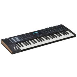 ARTURIA KEYLAB MKII 49 TASTIERA CONTROLLER MIDI/USB 49 TASTI NERO MK2