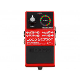 BOSS RC1 PEDALE EFFETTO LOOP STATION RC-1
