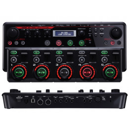 BOSS RC505 LOOP STATION PEDALIERA 5 TRACCE STEREO RC-505