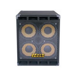 """MARKBASS Standard 104 HF 8 Ohm CASSA PER BASSO 4x10"""" 800W"""