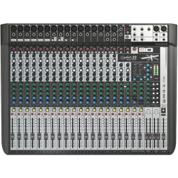SOUNDCRAFT SIGNATURE 22 MTK MIXER USB MULTITRACCIA CON EFFETTI 22 CANALI SIGNATURE 22-MTK