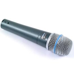 Shure BETA57 A  Microfono  dinamico supercardioide x strumenti BETA-57