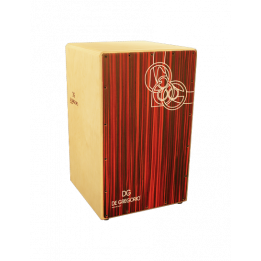 DE GREGORIO DGC09 BRAVO CAJON MADE IN SPAIN DGC-09