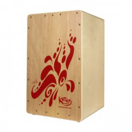 KATHO PERCUSION FIESTA KT36 CAJON FLAMENCO HENDCRAFTED IN SPAIN KT-36