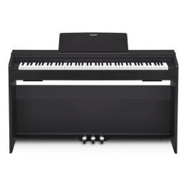 CASIO PRIVIA PX870 BLACK PIANO PIANOFORTE DIGITALE 88 TASTI PESATI CON MOBILE PX-870
