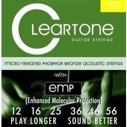 CLEARTONE CL7423  MUTA DI CORDE PER CHITARRA ACUSTICA 12-56  CL-7423