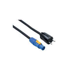 BESPECO CPNK300 Cavo 3 MT per alimentazione - POWERCON® in - spina schuko