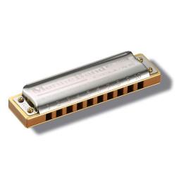 Hohner Marine Band Deluxe armonica a bocca in varie tonalità