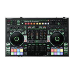 ROLAND DJ808 CONTROLLER CONSOLLE PER DJ CON MIXER 4 CANALI E DRUM MACHINE DJ-808
