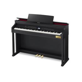 CASIO CELVIANO AP-710 BK PIANO PIANOFORTE DIGITALE 88 TASTI PESATI CON MOBILE AP710