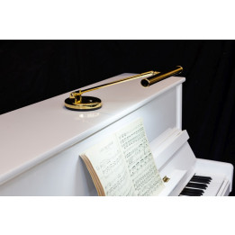 FEURICH FEUR0LM LAMPADA PER PIANOFORTE A LED IN OTTONE FEUR-0-LM