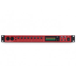 FOCUSRITE CLARETT+ 8 PRE INTERFACCIA SCHEDA AUDIO USB 18 IN / 20 OUT