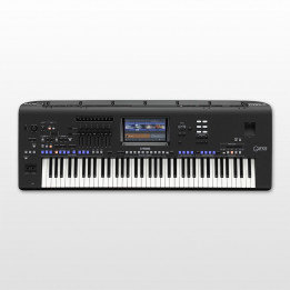 YAMAHA GENOS WORKSTATION TASTIERA DIGITALE 76 TASTI