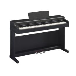 YAMAHA YDP164BK ARIUS PIANO PIANOFORTE DIGITALE 88 TASTI CON MOBILE  YDP-164-BK