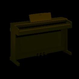 YAMAHA YDP144WH ARIUS PIANO PIANOFORTE DIGITALE 88 TASTI CON MOBILE  YDP-144-WH