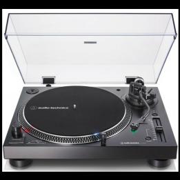AUDIO TECHNICA  AT-LP120X-BK USB GIRADISCHI A TRAZIONE DIRETTA PER DJ BLACK