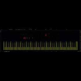 YAMAHA YC88 ORGANO DIGITALE E STAGE PIANO 88 TASTI HAMMER ACTION CON TRIPLO SENSORE YC-88
