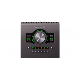 UNIVERSAL AUDIO APOLLO TWIN X DUO HERITAGE EDITION INTERFACCIA SCHEDA AUDIO THUNDERBOLT CON PROCESSORE DUO CORE