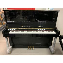 H. WILLERMANN UP-132JS PIANO PIANOFORTE ACUSTICO VERTICALE MARTELLIERA TEDESCA NERO LUCIDO UP132JS