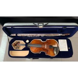 DOMUS MUSICA VL4500 ACCADEMIA 2 VIOLINO 4/4 DA STUDIO CON CUSTODIA VL-4500