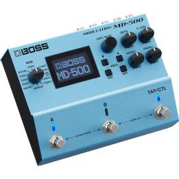 BOSS MD500 MODULATION PEDALE EFFETTO MODULAZIONE PER CHITARRA MD-500