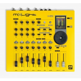 M-LIVE MIXLIGHT LIVE MUSIC DEVICE EXPANDER PRO CON MIXER, MULTI EFFETTO E HARMONIZER PER VOCE MLIVE