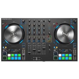NATIVE INSTRUMENTS TRAKTOR KONTROL S3 CONTROLLER CONSOLLE 4 CANALI PER DJ