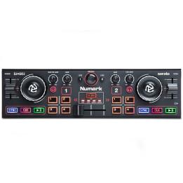 NUMARK DJ2GO 2  CONTROLLER CONSOLLE PER DJ CON INTERFACCIA AUDIO