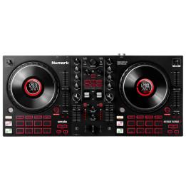 NUMARK MIXTRACK PLATINUM FX CONSOLLE  CONTROLLER PER DJ 4 DECK  MIX-TRACK