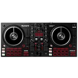 NUMARK MIXTRACK PRO FX  CONTROLLER CONSOLLE 2 CANALI PER DJ CON PADDLE EFFETTI MIX-TRACK