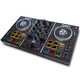 NUMARK PARTYMIX DJ CONTROLLER CONSOLLE  MIDI/USB PER DJ PARTY-MIX