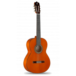 ALHAMBRA 4F CHITARRA CLASSICA FLAMENCA MADE IN SPAIN 4-F
