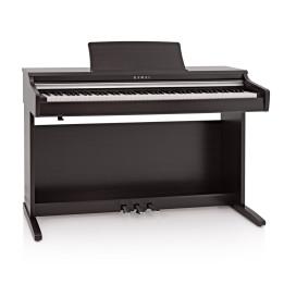 KAWAI KDP110 B BLACK PIANO PIANOFORTE DIGITALE 88 TASTI PESATI CON MOBILE KDP-110 NERO