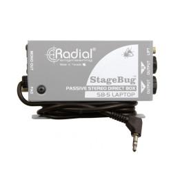 RADIAL SB-5 STAGEBUG LAPTOP DI DIRECT BOX PASSIVA PER LAPTOP SB5