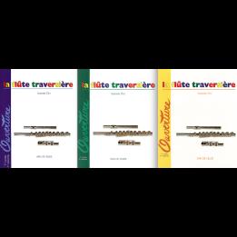 Isabelle Ory La flute traversiere metodo per flauto traverso