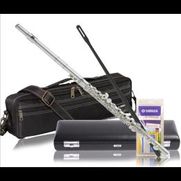 Yamaha YFL-677H Flauto traverso  professionale con testata in argento YFL677H