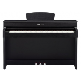 YAMAHA CLP635B BLACK NERO CLAVINOVA PIANO PIANOFORTE DIGITALE CON MOBILE 88 TASTI PESATI CLP-635-B