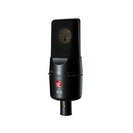 SE ELECTRONICS SE X1S VOCAL PACK  MICROFONO A CONDENSATORE DIAFRAMMA LARGO PER VOCE E STRUMENTI ACUSTICI X-1-S