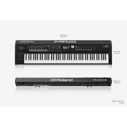 ROLAND RD2000 STAGE  PIANO PIANOFORTE DIGITALE DA PALCO 88 TASTI PESATI