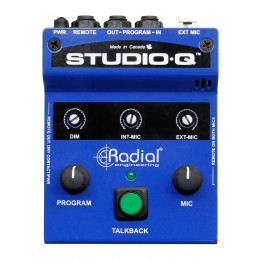 RADIAL STUDIO-Q TALKBACK CONTROLLER SYSTEM