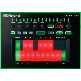 ROLAND TB3 SYNTH TOUCH BASSLINE BASS-SYNTH (AIRA)