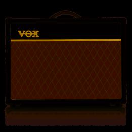 """VOX AC15 C1 CUSTOM AMPLIFICATORE VALVOLARE PER CHITARRA 1x12"""" 15W AC-15 C1"""