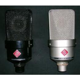 NEUMANN TLM103  MICROFONO A CONDENSATORE  TLM-103 Silver - Nero