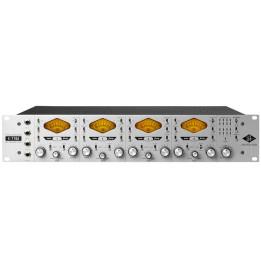 UNIVERSAL AUDIO 4-710D PREAMPLIFICATORE MICROFONICO 4 CANALI