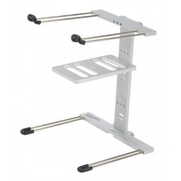 STANTON UBERSTAND SILVER SUPPORTO STAND PER COMPUTER PC LAPTOP